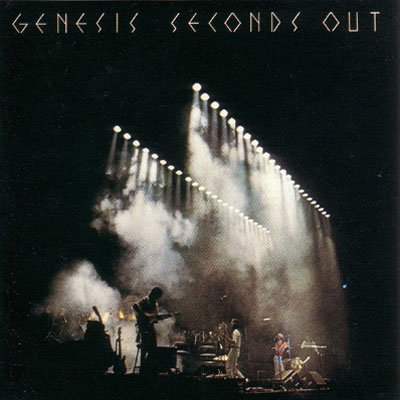 Cover of Seconds Out